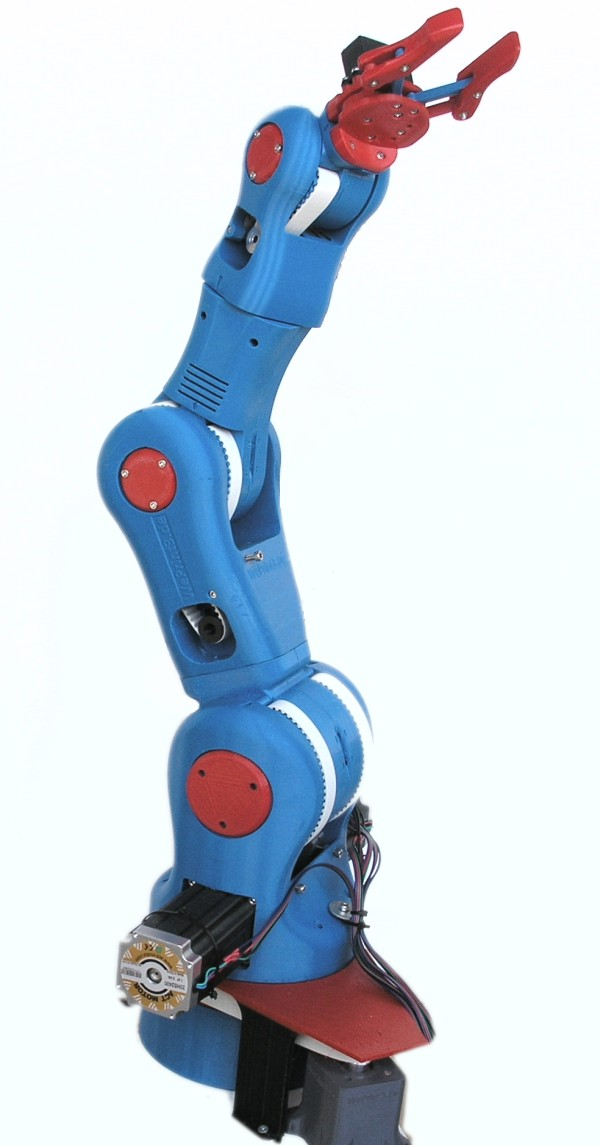 Ein Roboterarm